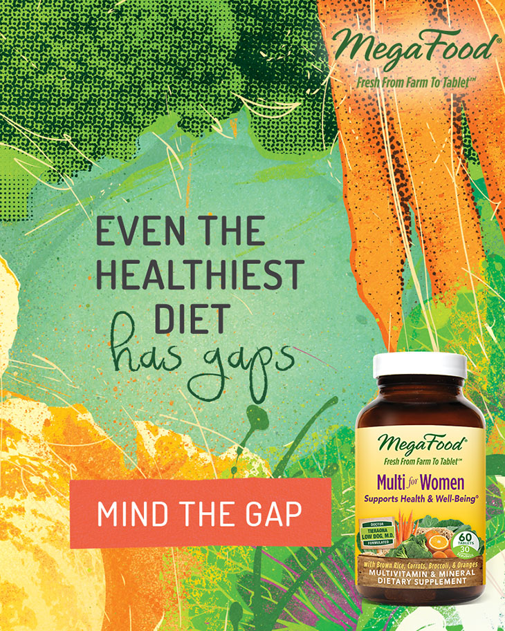 MegaFood - Mind The Gap