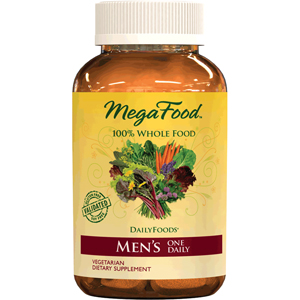 MegaFood Mens One Daily Multivitamin