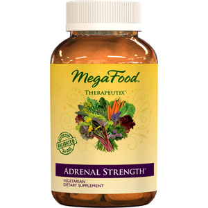 MegaFood Adrenal Strength 60 Tablets