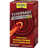 Natural Balance Yohimbe Power Max 2000 50 Capsules - 25 Servings