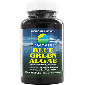Klamath Shores Blue Green Algae 500 mg
