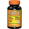 Ester-C 500 mg with Citrus Bioflavonoids - 60 Vegetarian Capsules