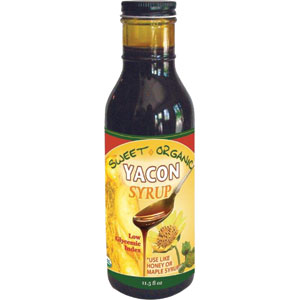 Amazon Therapeutic Laboratories Yacon Syrup 11.5 oz