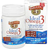Barlean's Ideal Omega-3 - 60 Orange Fish Softgels 1000 mg