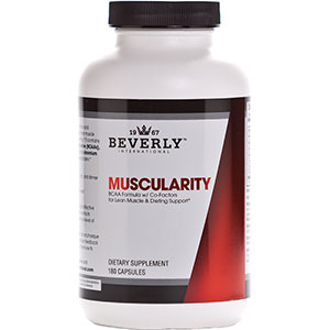Beverly International Muscularity 180 Capsules