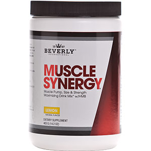 Beverly International Muscle Synergy Powder 403 gm