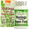 Bio Nutrition Moringa Super Food - 5000 mg, 60 Capsules