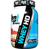 BPI WHEY-HD ULTRA PREMIUM Whey Protein Powder Strawberry Cake 2 lb - 25 Servings