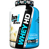 BPI WHEY-HD ULTRA PREMIUM Whey Protein Powder Banana Marshmallow 4.5 lb - 57 Servings