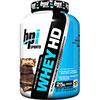 BPI WHEY-HD ULTRA PREMIUM Whey Protein Powder Chocolate Cookie 4.5 lb - 57 Servings