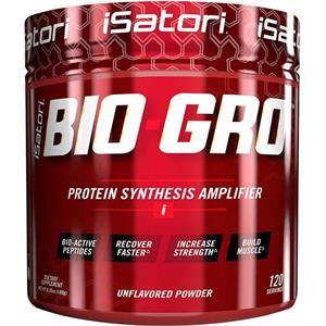 iSatori BIO-GRO Protein Synthesis Amplifier 180 gm - 120 Servings