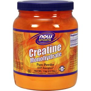 NOW Sports Creatine Monohydrate Powder 2.2 lb - 200 Servings