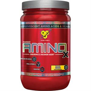 BSN AMINO X Effervescent Instantized BCAA's Tropical Pineapple 435 gm