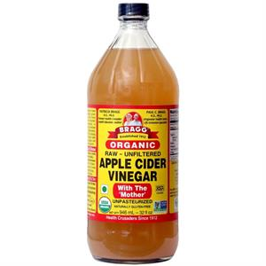 Bragg Organic Apple Cider Vinegar 32 oz - 63 Servings