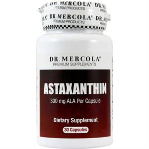 Dr. Mercola Astaxanthin 4 mg - 30 Capsules