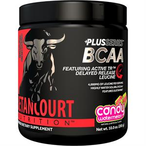Betancourt BCAA PLUS SERIES Candy Watermelon 10 oz - 30 Servings