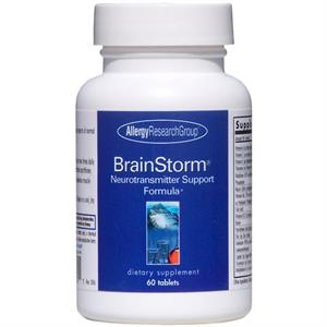 Allergy Research Group BrainStorm 60 Tablets - 60 Servings