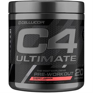 Cellucor C4 ULTIMATE Pre-Workout Cherry Limeade 380 gm - 20 Servings