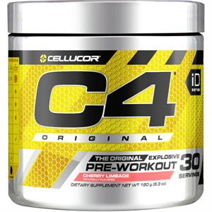 Cellucor C4 Original Pre-Workout Cherry Limeade 180 gm - 30 Servings