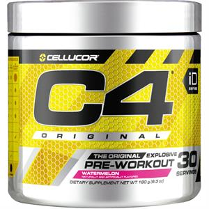 Cellucor C4 Original Pre-Workout Watermelon 180 gm - 30 Servings