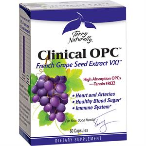 Terry Naturally Clinical OPC - 60 Capsules