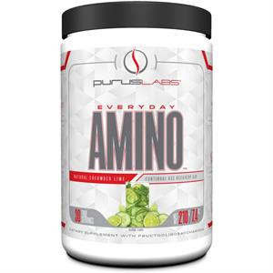 Purus Labs Everyday Amino Natural Cucumber Lime 210 gm - 30 Servings