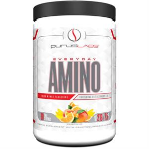 Purus Labs Everyday Amino Fresh Mango Tangerine 213 gm - 30 Servings
