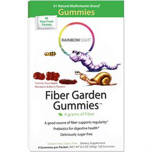 Rainbow Light Fiber Garden Gummies - 120 Gummies