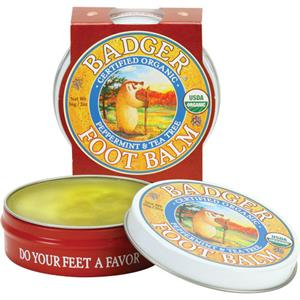 Badger Foot Balm 2 oz