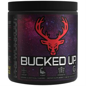 DAS LABS BUCKED UP Pre-Workout GYM N JUICE 299 gm - 30 Servings
