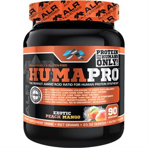 ALR HumaPro Protein Matrix Exotic Peach Mango 667 gm - 90 Servings