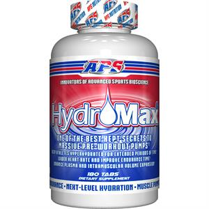 APS HydroMax 180 Tablets - 60 Servings