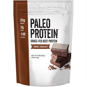 Julian Bakery Paleo Protein Double Chocolate Grass-Fed Beef Protein - 2 lb