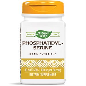 Nature's Way Phosphatidylserine 30 Softgels