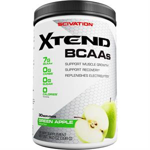 Scivation Xtend Intra-Workout Green Apple 398 gm - 30 Servings