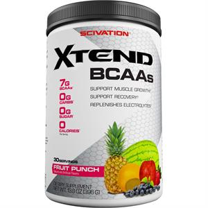 Scivation Xtend Intra-Workout Fruit Punch 396 gm - 30 Servings