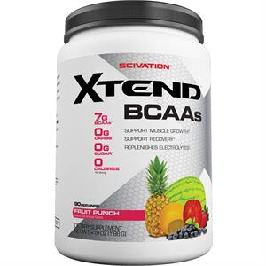 Scivation Xtend Intra-Workout Fruit Punch 1188 gm - 90 Servings