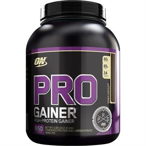 Optimum Nutrition PRO Gainer 5.09 lb, 14 Servings - Double Chocolate