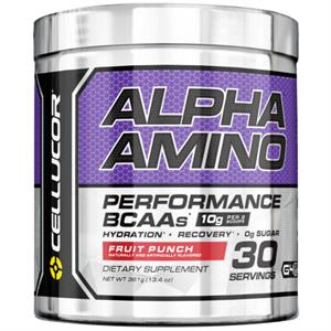 Cellucor ALPHA AMINO Fruit Punch 381 gm - 30 Servings