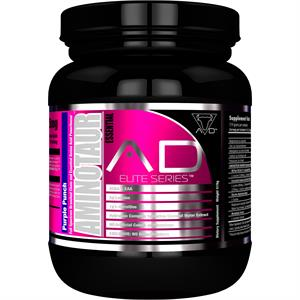 Project AD AMINOTAUR ESSENTIAL BCAA Purple Punch 528 gm - 30 Servings