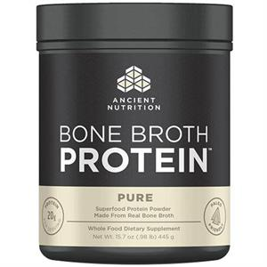Ancient Nutrition Bone Broth Protein Pure 445 gm - 20 Servings