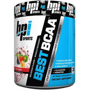BPI BEST BCAA Fruit Punch 300 gm - 30 Servings