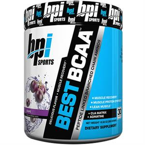 BPI BEST BCAA Grape 300 gm - 30 Servings