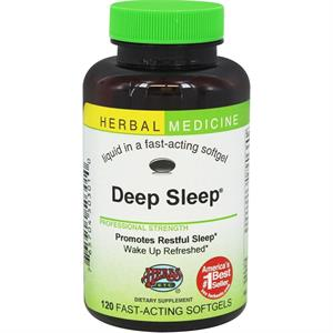 Herbs Etc. Deep Sleep 120 Softgels