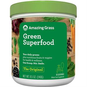 Amazing Grass Green SuperFood 240 gm, 30 Servings