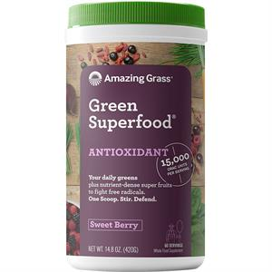 Amazing Grass Green SuperFood Antioxidant Sweet Berry 420 gm