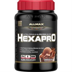 Allmax Nutrition HEXAPRO Chocolate 3 lb - 31 Servings