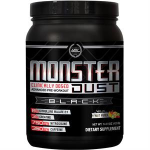 Anabolic Science Labs MONSTER DUST Pre-Workout Fruit Punch 420 gm - 20 Servings