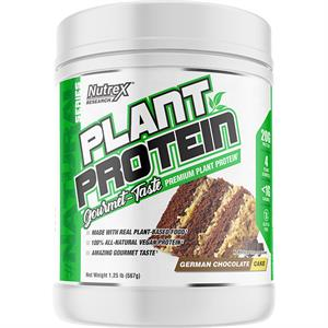 Nutrex Research PLANT PROTEIN German Chocolate Cake 1.25 lb
