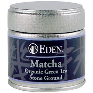 Eden Organic Matcha - Green Tea Powder 1 oz